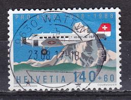 Suisse - Zwitserland Ne PA/LP 49    A   Obliteré - Gestempeld - Used   (O) - Oblitérés