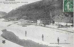 BAGNERES-DE-BIGORRE - ( 65 ) - Hotellerie De L'Arbizon - Bagneres De Bigorre