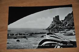1625- Monterosso Al Mare Spiaggia E Torre Aurora - La Spezia