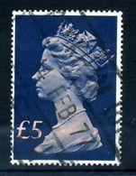1977 GRAN BRETAGNA N.824 USATO - 1952-.... (Elizabeth II)