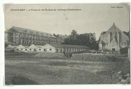 Carte Postale Baron - Ourscamp - L'Usine Et Les Ruines De L'Abbaye Cistercienne - Other