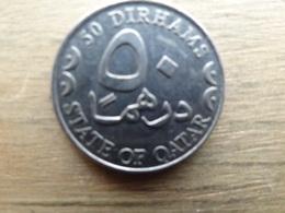 Qatar  50  Dirhams  2003  Km 9 - Qatar