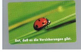 GERMANIA (GERMANY) -  1994 -  LADYBUG   - USED - RIF.   80 - Coccinelle