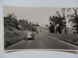Photographie D'une Automobile Ancienne Prise Le 16 Septembre 1931. - Automobiles