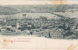 COSTANTINOPLE /  Salut De Costantinople _ Viaggiata - Turchia