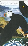 Jersey - Puzzle 2/6. Puffins In Flight, 68JERB, 06-1998, 20.000ex, Used - [ 7] Jersey And Guernsey