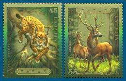 Latvia 2006 Mih. 682/83 Fauna. Animals MNH ** - Latvia