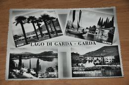 1634- Lago Di Garda, Garda - Verona