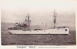 Transport        812        Transport Golo - Cargos
