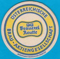 Brauerei Reutte - Ausferner Bier ( Bd 1217 ) Österreich - Sotto-boccale