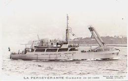 Gabare        883        La Persevérante Gabare - Handel
