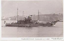 Gabare        890       Tarentule Gabare - Cargos