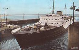 Ferry       907         Dunkerque.Entrée Du Saint Germain Ferry Boat ( 59 ? ) - Ferries