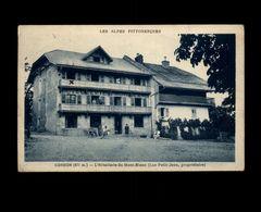 73 - CORDON - Hotellerie Du Mont-Blanc - Francia