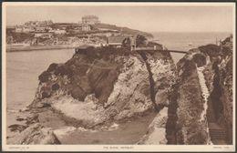 The Island, Newquay, Cornwall, C.1940s - Tuck's Postcard - Newquay