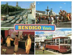 (245) Australia - VIC - Bendigo Festrival And Tramway - Bendigo