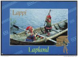 * FINLAND , FINNLAND , SUOMI : LAPPI LAPLAND - Finlandia