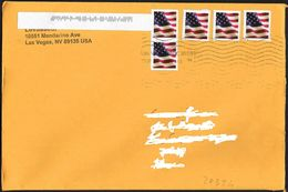 Stati Uniti/United States/États-Unis: Bandiera USA, Drapeau Des États-Unis, USA Flag - Buste
