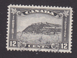 Canada, Scott #174, Used, The Citadel At Quebec, Issued 1930 - 1911-1935 Reign Of George V