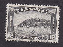 Canada, Scott #174, Used, The Citadel At Quebec, Issued 1930 - 1911-1935 Règne De George V
