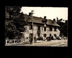 35 - PAIMPONT - Hotel Des Forges - Moto - - Paimpont