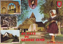 36 AU PAYS DE GEORGE SAND / LA PETITE FADETTE / MULTIVUES / PORTRAIT - France