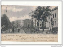 RECKLINGHAUSEN PARTIE VOM HERZOGSWALL CPA BON ETAT - Recklinghausen