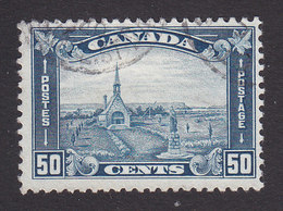 Canada, Scott #176, Used, Museum At Grand Pre, Issued 1930 - 1911-1935 Reign Of George V