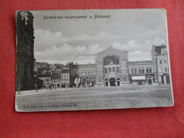 Budapest  Hungary---Ref  2878 - Hungary
