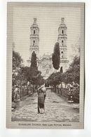 Guadalupe Church San Luis Potosi Mexico - Mexico