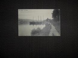Engis  :  La Meuse  -  Peniche - Engis