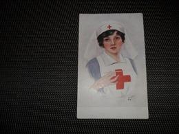 Illustrateur  ???   Croix Rouge  Rode Kruis - Illustrators & Photographers
