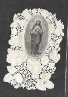 IMAGE PIEUSE DENTELLE CANIVET EDITEUR DOPLER SUPERBE 19 - Imágenes Religiosas