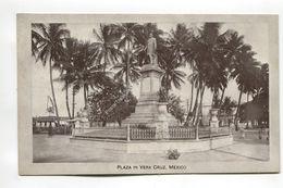 Plaza In Vera Cruz Mexico - Mexico