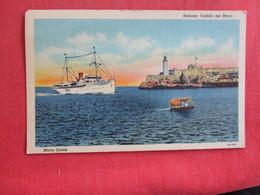 Cuba  Habana  Castel Del Morro --Ref  2878 - Cuba
