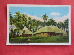 Cuba  Habana    Country Huts  Ref  2878 - Cuba