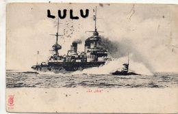 TRANSPORTS N° 44 : Précurseur ; Le Iéna Cuirassé D Escadre Français , - Warships