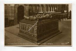 Tomb Of Earl Thomas Beauchamp (AD 1370) St Mary's Church Warwick - Warwick