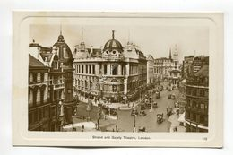 Strand And Gaiety Theatre London - London