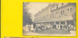 Hôpital Militaire Carte Photo Lieu à Identifier - Caserme