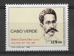 "CAPE VERDE 1989 Roberto Duarte Silva ""Chemist"" - Kap Verde"