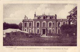 51 141 Ste MENEHOULD Le Château Ambulance De Vaux - Sainte-Menehould