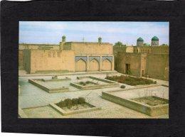 76156    Uzbekistan,  Khiva,   Ichan-Kala,  The Old Part Of The City,  Inner  Court Of The  Kunya-arq Citadel,  NV - Uzbekistan