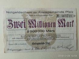 Kreisgemeinde 2 Milioni Mark 1923 - [11] Emissioni Locali