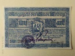 Triberg 5 Mark 1918 - [11] Emissioni Locali