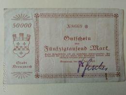 Kreuznach 50000 Mark 1923 - [11] Emissioni Locali
