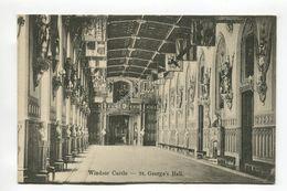 St George's Hall Windsor Castle - Windsor Castle