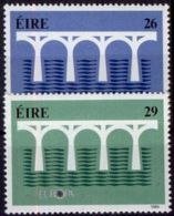 IRLAND 1984 Mi-Nr. 538/39 ** MNH - CEPT - Europa-CEPT