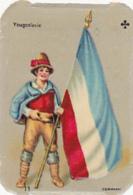 Chromo Gauffré - Chicorée Mokta Williot - Yougoslavie - Tea & Coffee Manufacturers