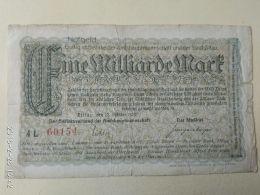Zittau 1 Milione Mark 1923 - [11] Emissioni Locali